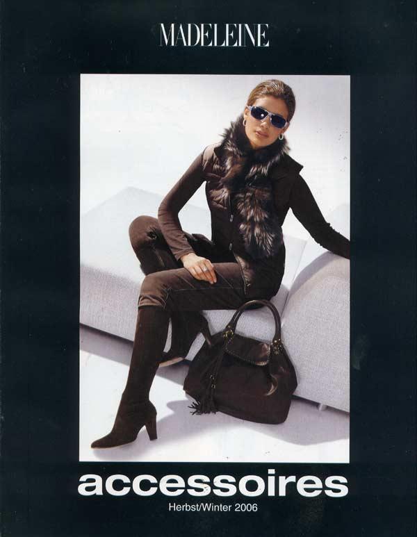 Каталог Мода Осень-Зима 2006-2007