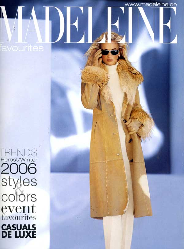 Мода Осень-Зима 2006-2007 Г